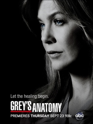 Grey's Anatomy movie poster (2005) poster MOV_8f321025