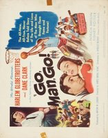 Go, Man, Go! movie poster (1954) picture MOV_8f38c05b