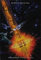 Star Trek: The Undiscovered Country movie poster (1991) picture MOV_8f43bfb7