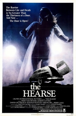 The Hearse movie poster (1980) poster MOV_8f446348