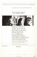Interiors movie poster (1978) picture MOV_8f47f737