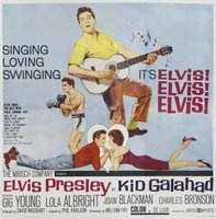 Kid Galahad movie poster (1962) picture MOV_8f4d9c73