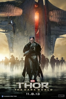 Thor: The Dark World movie poster (2013) poster MOV_8f4d9f37