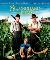 Secondhand Lions movie poster (2003) picture MOV_8f585a47