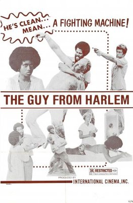 The Guy from Harlem movie poster (1977) poster MOV_8f598364