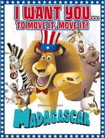 Madagascar movie poster (2005) picture MOV_8f5aff79