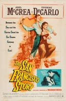 The San Francisco Story movie poster (1952) picture MOV_8f5e2a6d