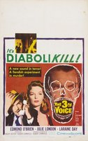 The 3rd Voice movie poster (1960) picture MOV_8f654a95