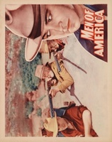 Men of America movie poster (1932) picture MOV_8f6cb262