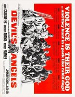 Devil's Angels movie poster (1967) picture MOV_8f6e8a2a