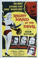 The Right Hand of the Devil movie poster (1963) picture MOV_8f6e9360