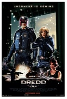 Dredd movie poster (2012) picture MOV_8f729963