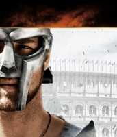 Gladiator movie poster (2000) picture MOV_8f72c486
