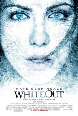 Whiteout movie poster (2009) poster MOV_8f7334bb