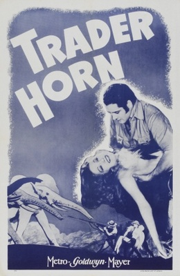 Trader Horn movie poster (1931) poster MOV_8f78b5e2