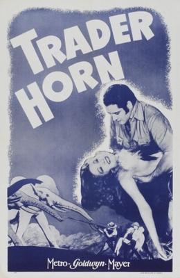 Trader Horn movie poster (1931) poster MOV_8f78b5e2