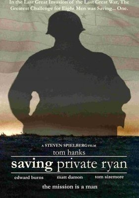 Saving Private Ryan movie poster (1998) poster MOV_8f7a1be8