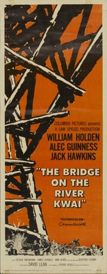 The Bridge on the River Kwai movie poster (1957) poster MOV_8f7d5a93