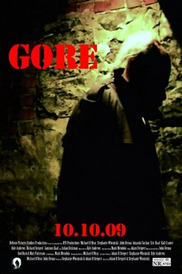 Gore movie poster (2009) poster MOV_8f7dfd4c