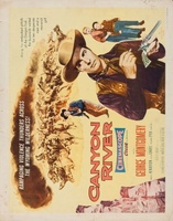 Canyon River movie poster (1956) picture MOV_8f7fc2bd
