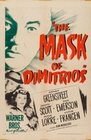 The Mask of Dimitrios movie poster (1944) picture MOV_8f811ed9