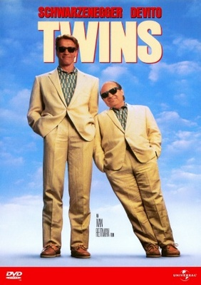 Twins movie poster (1988) poster MOV_8f8558ea