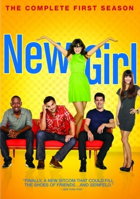 New Girl movie poster (2011) poster MOV_8f872079