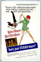 Don't Just Stand There! movie poster (1968) picture MOV_8f8a3932