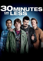 30 Minutes or Less movie poster (2011) picture MOV_8f98c014