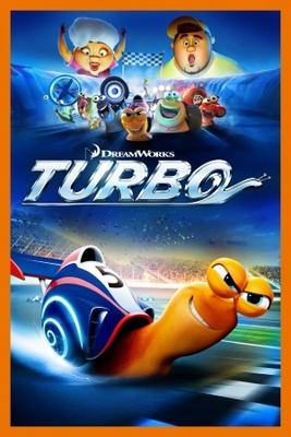 Turbo movie poster (2013) poster MOV_8fa67a3f