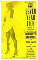 The Seven Year Itch movie poster (1955) picture MOV_8fa6bfd1
