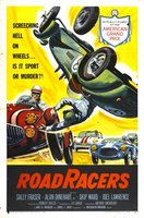 Roadracers movie poster (1959) picture MOV_8fae6026