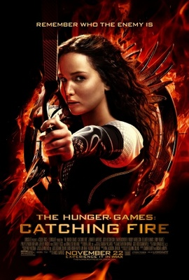 The Hunger Games: Catching Fire movie poster (2013) poster MOV_8fb3bb2c