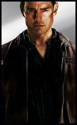 Jack Reacher movie poster (2012) poster MOV_8fb94463