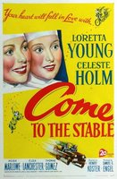 Come to the Stable movie poster (1949) picture MOV_8fc057a5