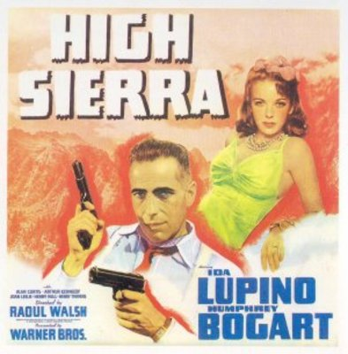 High Sierra movie poster (1941) poster MOV_8fc11f9e