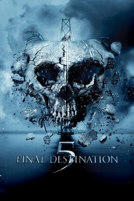 Final Destination 5 movie poster (2011) poster MOV_8fc3fb3b