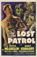 The Lost Patrol movie poster (1934) picture MOV_8fc67b7b