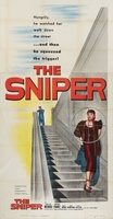 The Sniper movie poster (1952) picture MOV_8fd34da8