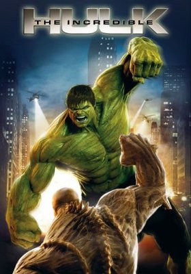 The Incredible Hulk movie poster (2008) poster MOV_8fd3c93e