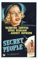 The Secret People movie poster (1952) picture MOV_8fe4a329