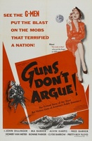Guns Don't Argue movie poster (1957) picture MOV_3279d515