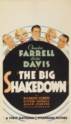 The Big Shakedown movie poster (1934) poster MOV_8ff7b92a
