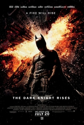 The Dark Knight Rises movie poster (2012) poster MOV_8ffb8722