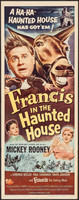 Francis in the Haunted House movie poster (1956) picture MOV_8lxzxvpf