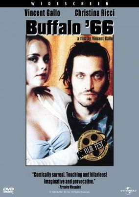 Buffalo '66 movie poster (1998) poster MOV_900266f3