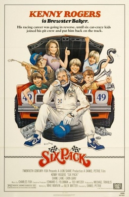 Six Pack movie poster (1982) poster MOV_90031851