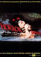 Horror Express movie poster (1973) picture MOV_90041792