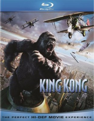 King Kong movie poster (2005) poster MOV_900492f1