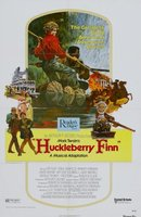 Huckleberry Finn movie poster (1974) picture MOV_900615ad
